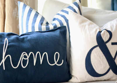 Willoughby Ct. Home Styling Project